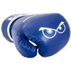 Rękawice bokserskie treningowe dla dzieci 4 oz niebieskie