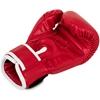 Rękawice bokserskie treningowe dla dzieci 4 oz czerwone
