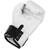 Rękawice bokserskie treningowe dla dzieci 4 oz białe