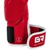 Rękawice bokserskie treningowe dla dzieci 6 oz czerwone