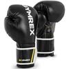 Rękawice bokserskie treningowe 10 oz czarne
