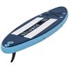 Deska do pływania SUP pompowana z akcesoriami Balance Line 135 kg niebieska