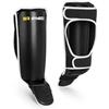 Ochraniacze na piszczele i stopy do sportów walki L/XL