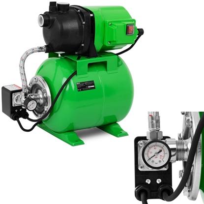 Pompa ciśnieniowa samozasysająca hydrofor do pompowania wody 19 l 2700 l/h 600 W