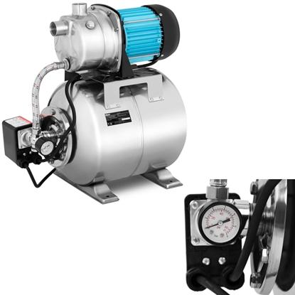 Pompa ciśnieniowa samozasysająca hydrofor do pompowania wody 19 l 3100 l/h 1000 W
