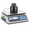 Waga sklepowa handlowa 30 kg / 10 g LCD M LEGALIZACJA