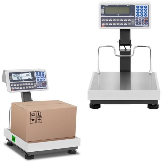Waga sklepowa handlowa 150 kg / 0,05 kg LCD M LEGALIZACJA