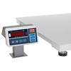 Waga platformowa przemysłowa interfejs RS232 1500 kg / 0,5 kg LED M LEGALIZACJA
