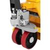 Wózek paletowy paleciak z wagą do 2000 kg dł. wideł 1150 mm LCD