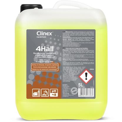 Koncentrat polimerowy płyn do mycia i pielęgnacji posadzek CLINEX 4Hall 5L