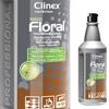 Płyn do mycia podłóg bez smug połysk zapach CLINEX Floral - Breeze 1L