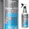 Płyn do mebli drewnianych antystatyczny nabłyszczający CLINEX Delos Shine 1L