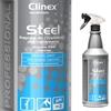 Płyn do mycia mebli i urządzeń ze stali nierdzewnej CLINEX Gastro Steel 1L