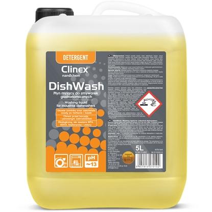 Koncetrat płyn do zmywarek gastronomicznych CLINEX DishWash 5L