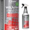 Środek płyn do mycia sanitariatów i łazienek na bazie kwasu cytrynowego CLINEX W3 Active BIO 1L