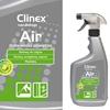 Skuteczny odświeżacz powietrza rozpylany na powierzchnie CLINEX Air - Lemon Soda 650ML