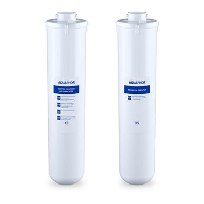 Wkład filtrujący wymienny K2 i K5 - zestaw 2 szt.