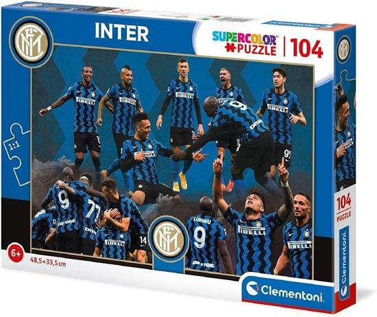 Puzzle 104 elementy Inter FC (GXP-743537)
