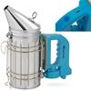 Podkurzacz odymiacz pszczelarski pasieczny elektryczny ze stali nierdzewnej