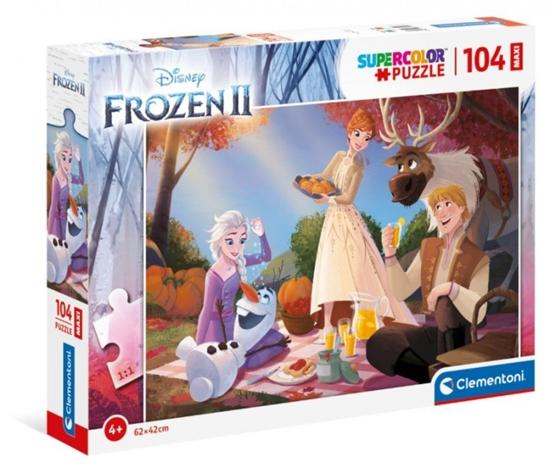 Puzzle 104 elementy  Max Frozen 2 (GXP-769037)