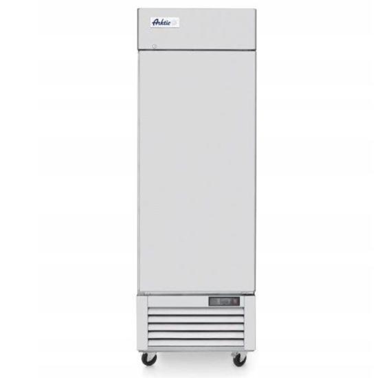 Szafa chłodnicza ze stali nierdzewnej Kitchen Line 1-drzwiowa GN2/1 260W 580L