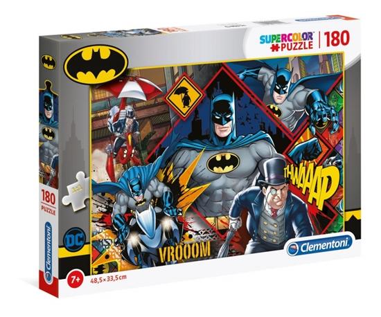 Puzzle 180 elementów Batman (GXP-766298)