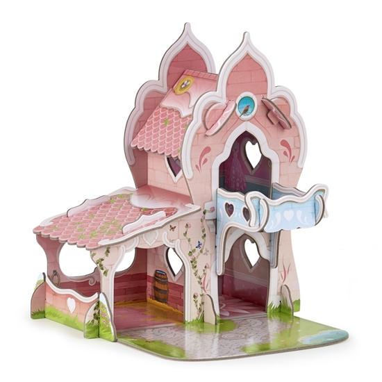 Papo 33105 Mini Isiplay Pałac księżniczki sceneria 33x24