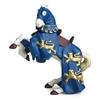 Papo 39339 Koń niebieskiego króla Ryszarda 12,5x5,2x7,3