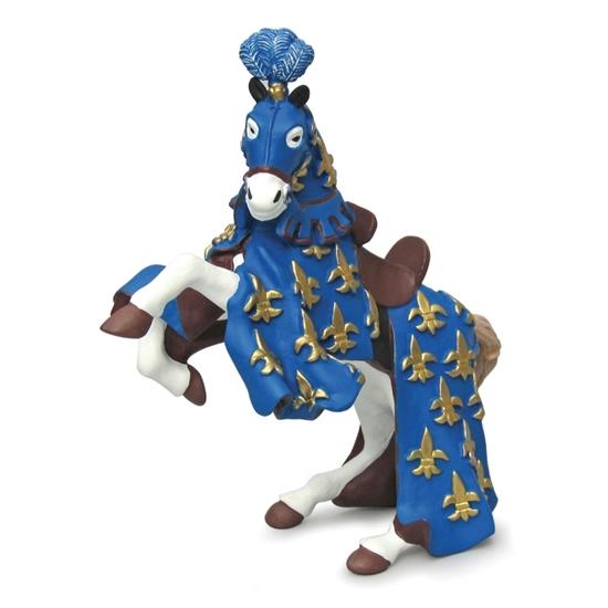 Ppao 39258 Koń niebieskiego księcia Filipa 13,5x5,8x8cm
