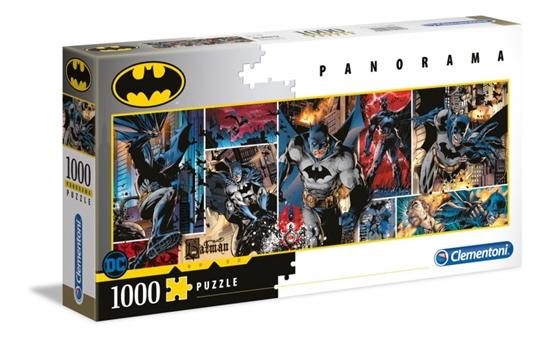 Puzzle 1000 elementów Batman (GXP-767961)