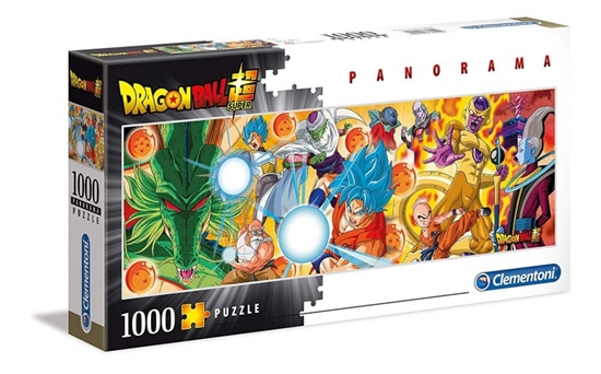 Puzzle 1000 elementów Panorama Impossible Puzzle - Dragon Ball (GXP-684340)