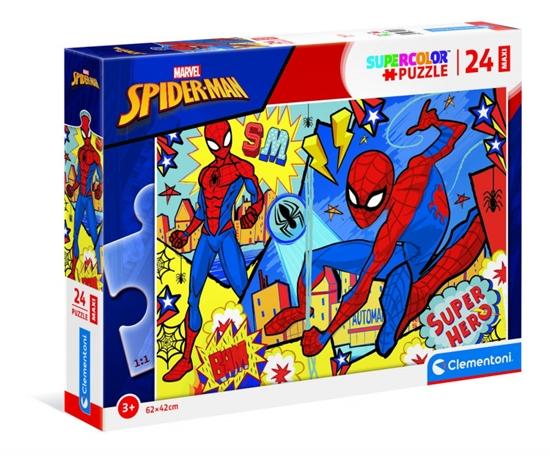 Puzzle 24 elementy Maxi Spider Man (GXP-769043)