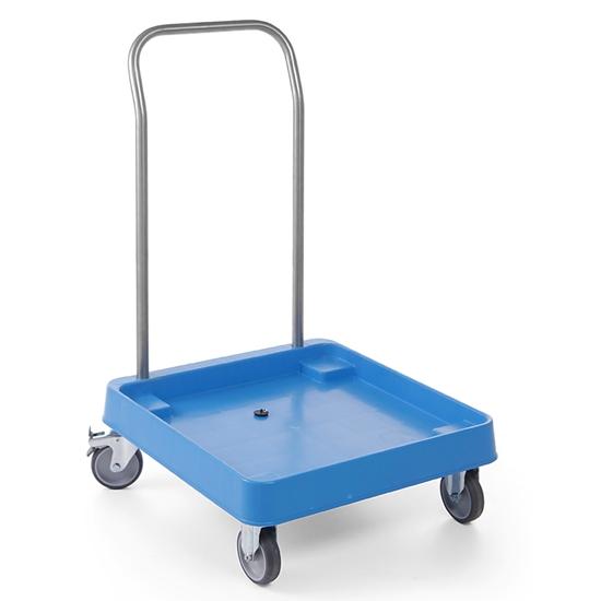 Wózek z uchwytem na kosze do zmywarek - Hendi 877197
