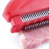 Maszynka kotleciarka do zmiękczania mięsa czerwona Profi Line - Hendi 843451