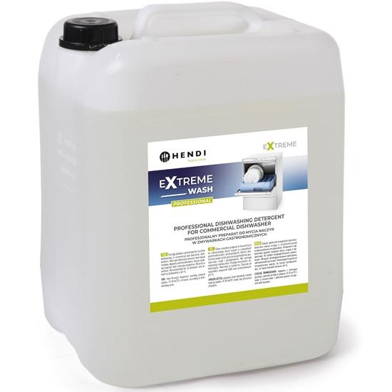 Płyn środek preparat do zmywarek gastronomicznych 20L - Hendi 975046
