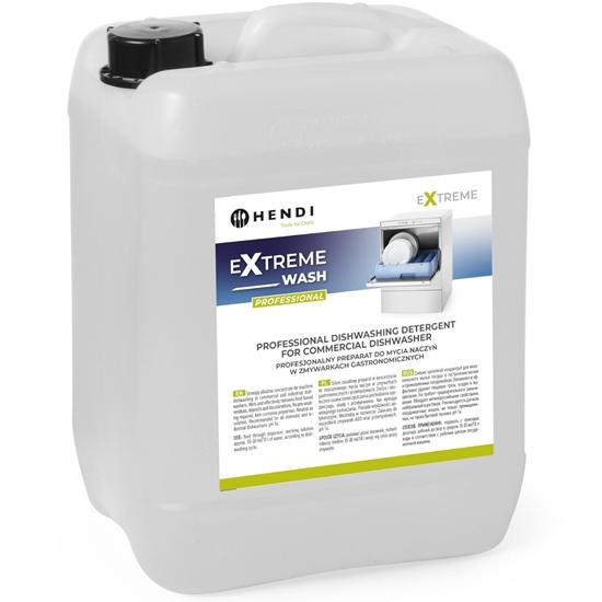 Płyn środek preparat do zmywarek gastronomicznych 10L - Hendi 975053