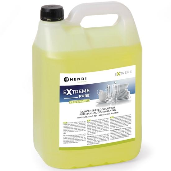 Profesjonalny koncentrat płyn do ręcznego mycia naczyń 5L - Hendi 975145