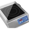 Kuchenka płyta indukcyjna przenośna 1 pole grzewcze śr. 26 cm LED 3500 W