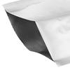Worki moletowane aluminiowe mocne do pakowania żywności 300 x 400 mm 100 szt.