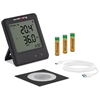 Termohigrometr rejestrator temperatury i wilgotności -30 do 60C Mikro USB LCD IP54
