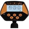 Wykrywacz detektor metali wodoodporny 100 cm / 16 cm śr. 21.5 cm