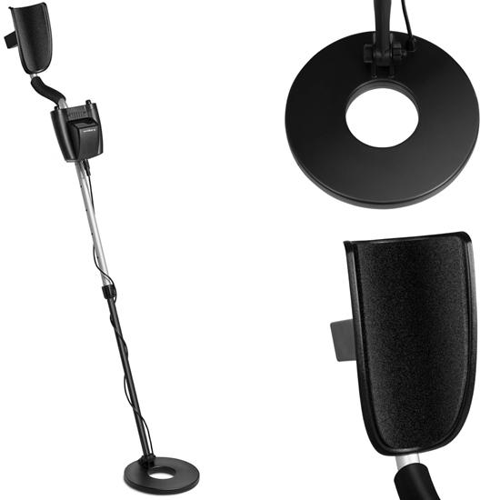 Wykrywacz detektor metali wodoodporny 100 cm / 22 cm śr. 21.5 cm