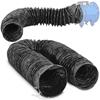 Rura wąż odciągowy do wentylatora dmuchawy przemysłowej śr. 300 mm dł. 10 m