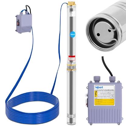 Pompa głębinowa do studni głębinowej ze stali nierdzewnej 9000 l/godz. do 72 m