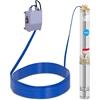 Pompa głębinowa do studni głębinowej ze stali nierdzewnej 3000 l/godz. do 80 m