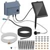 System nawadniający irygacyjny do ogrodu solarny automatyczny 600 ml/min 0.7 W