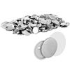 Przypinki badziki butony piny do ubrań 1000 szt. śr. 37 mm