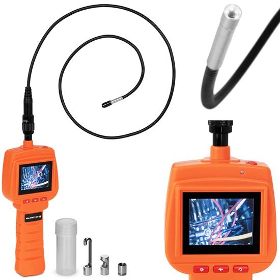 Endoskop kamera inspekcyjna diagnostyczna LCD 2.4'' dł. 100 cm śr. 5.5 mm
