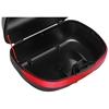 Kufer bagażnik centralny motocyklowy na 2 kaski z płytą montażową 56 l