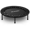Trampolina do ćwiczeń fitness domowa ogrodowa śr. 97 cm do 100 kg